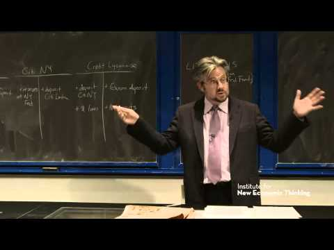 Perry Mehrling - Economics of Money and Banking seminar pt 1 - Why is there a eurodollar market