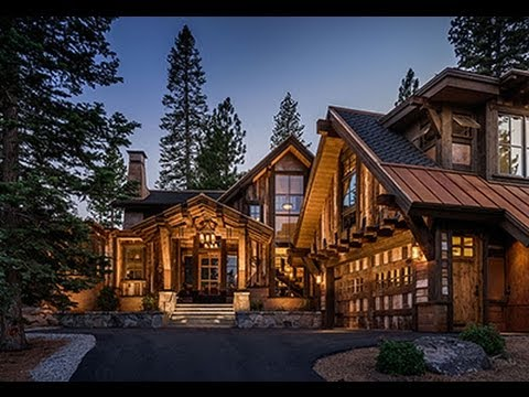 Austin Cabin by Greenwood Homes | Martis Camp | Truckee, CA