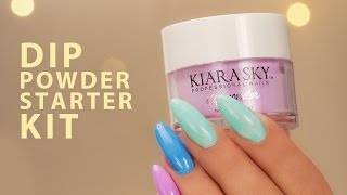 Dip Powder Nails Starter Kit - A Pro Review
