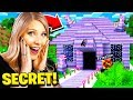 I Found PrestonPlayz Secret Fortnite Minecraft House