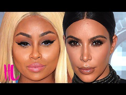 Blac Chyna & Kim Kardashian Spotted At OBGYN: Blac Chyna Pregnant?