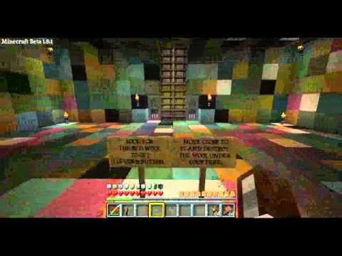 Let´s Play Minecraft Adventure Lost in Springfield *Part1*