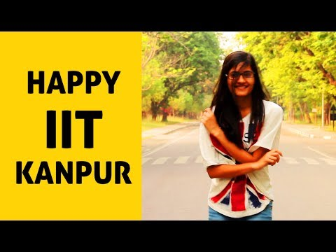 Pharrell Williams - Happy (we Are From Iit Kanpur) video