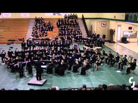 Ye Banks and Braes O'Bonnie Doon l Radford High School Symphonic Band