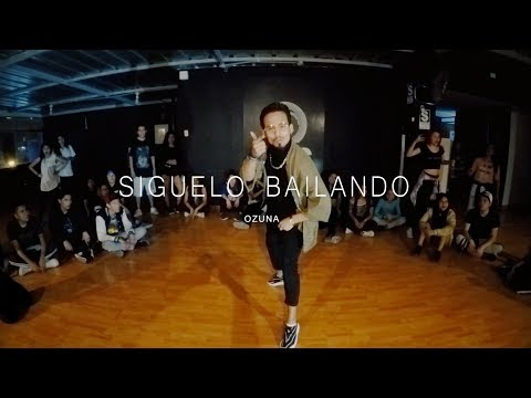Siguelo Bailando - Ozuna / CHOREOGRAPHY BY Gianfranco Vilner