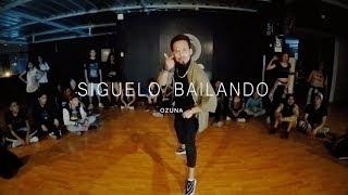 Siguelo Bailando Ozuna Choreography By Gianfranco Vilner