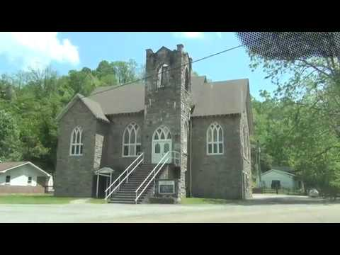 Bishop, Virginia - A drive through the coal town in Tazewell Co.