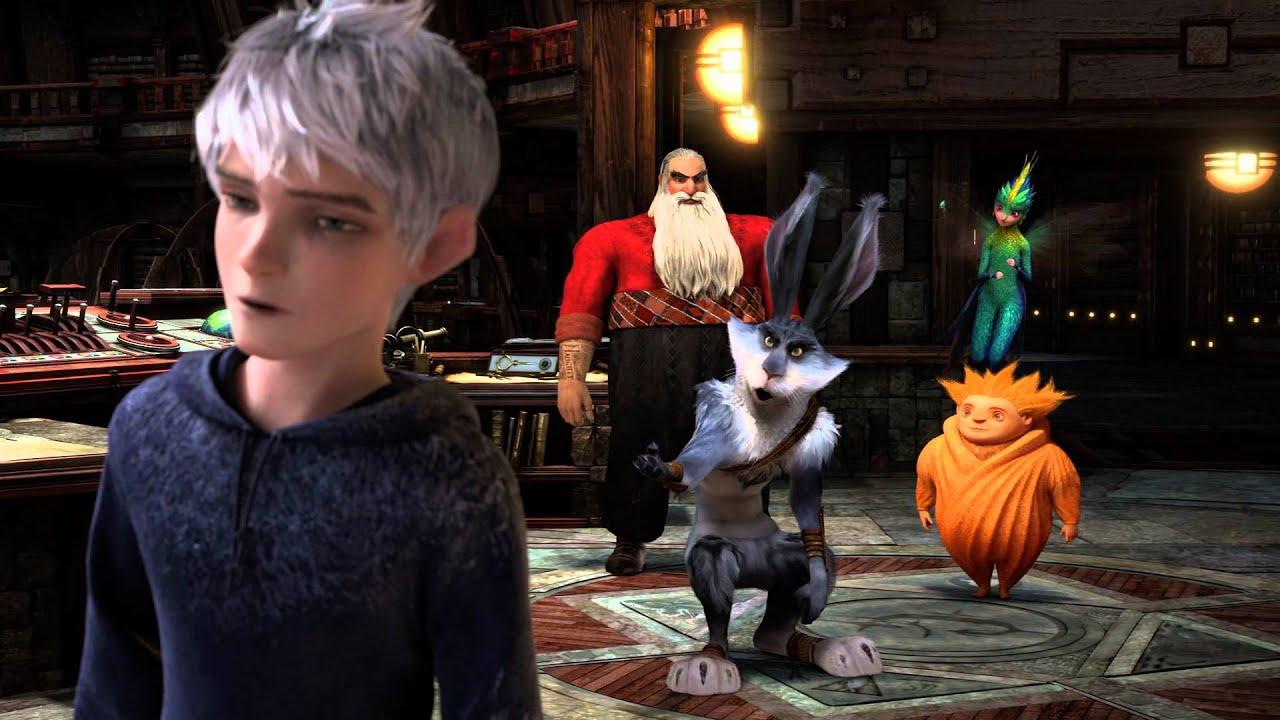 Rise Of The Guardians Official Film Clip Quot Jack Vs
