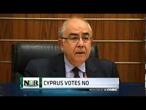 Cyprus Lawmaker Reject EuroZone Bailout (3/19/13)