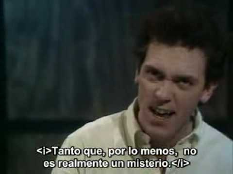 hugh laurie - mystery spanish español Video
