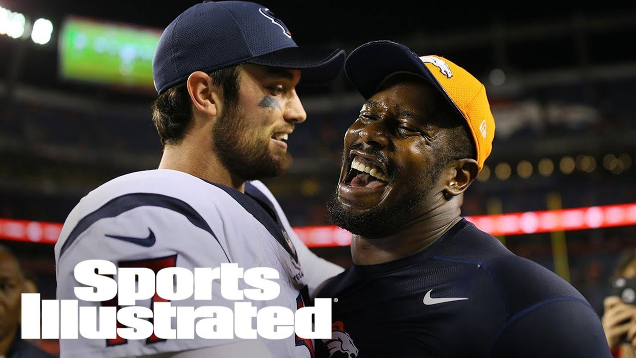 Denver Bronco's Von Miller: I Never Wanted Brock Osweiler To Leave | SI NOW | Sports Illustrated
