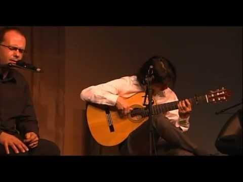 Jin Oki - V Concurso de Guitarra internacional Nino Ricardo FINAL 2010.7.8