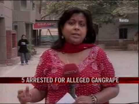 MBA student gangraped in Noida, 5 held