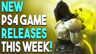 8 NEW PS4 Game Releases THIS WEEK! SECRET PS4 EXCLUSIVE Reveal SOON!