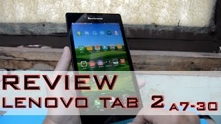 Review Lenovo Tab 2 A7-30 Indonesia (Juragan Tekno)