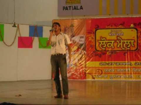 Punjabi Song Kaale Rang Da Yaar Live Singer Kulwinder Billa video