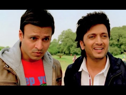 Riteish & Vivek Stunned - Grand Masti