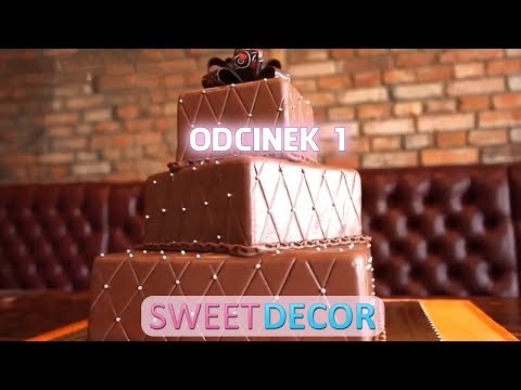 Sweet Decor Tutorial - odcinek 1