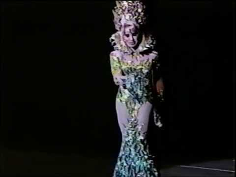 ★Lauren Taylor★Farewell as Miss Gay America 1997★