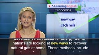 Anh ngữ đặc biệt - Europe Fracking