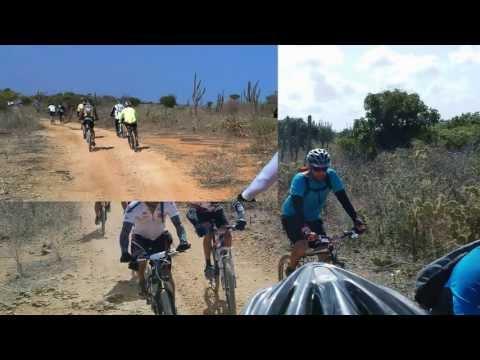 6to reto MTB a la peninsula de paraguana Punto fijo Venezuela