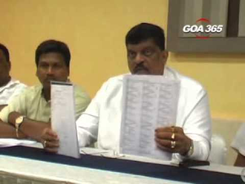 Navelim BLO purposely deleted names of  49 voters from  Dongorim from electoral roll: Churchill