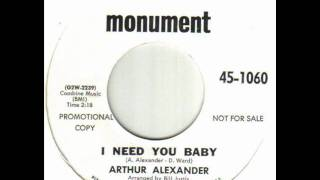 Watch Alexander I Need You video