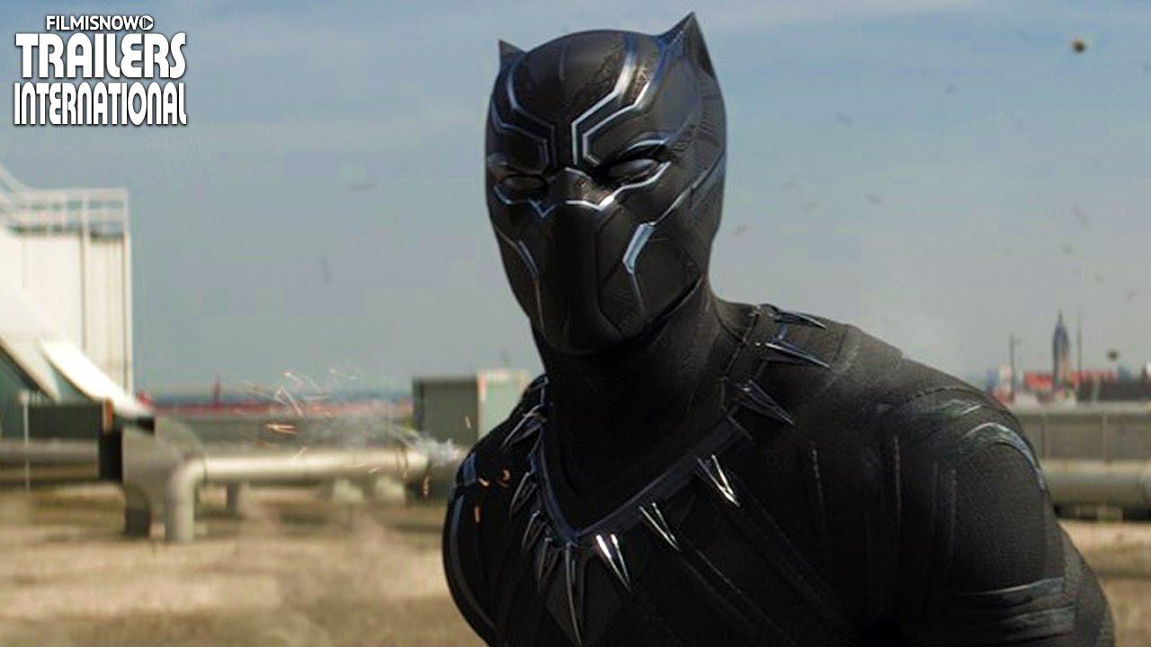 Capitão América: Guerra Civil | Trailer #2 Legendado com Homem Aranha [HD]