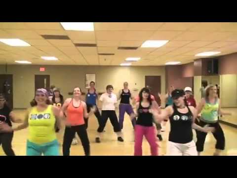 Zumba - Waka Waka ( Herpa Derpa Dance) video