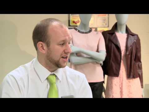 Leeds Employer Film: Marks & Spencer (Retail Sector), 2015