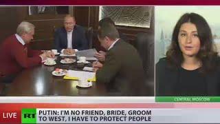 download lagu Putin: I'm No Friend, Bride, Groom To West, I gratis