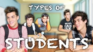 TYPES OF STUDENTS