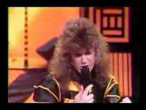 Stryper - Makes Me Wanna Sing - Morning TV Show - 1985