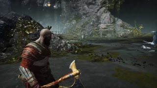 The God of war on ps4 pro #8