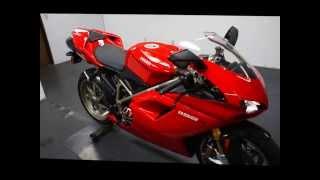 2009 Ducati 1198S with Akrapovic Exhaust