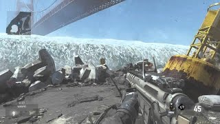 Call of Duty Advanced Warfare PS4 Tsunami en primera persona