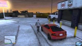 GTA V How to get a Police car without gaining a wanted level