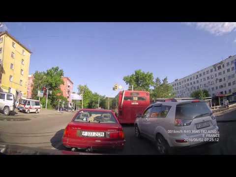 Полицейские в Усть-Каменогорске
