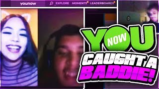 Caught A Latina Baddie On YouNow Stream! And Then This Happen?