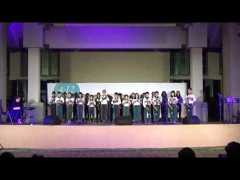 直笛團-草地音樂會表演