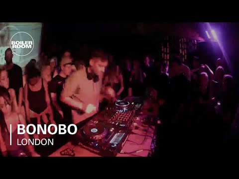 Bonobo Boiler Room DJ Set