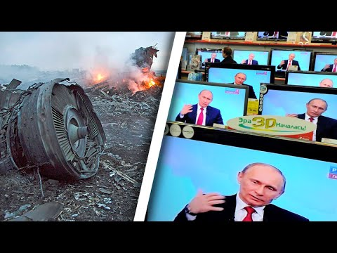 'They Were Already Dead' & Other INSANE Russian Conspiracies About Downed Jet