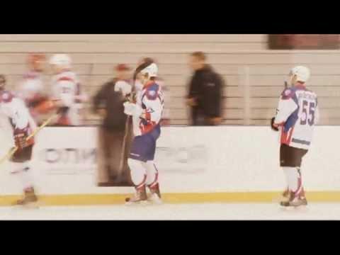 Хоккейная «дуэль» в Олимпийском парке: «Олимпстрой» vs ФСК ЕЭС