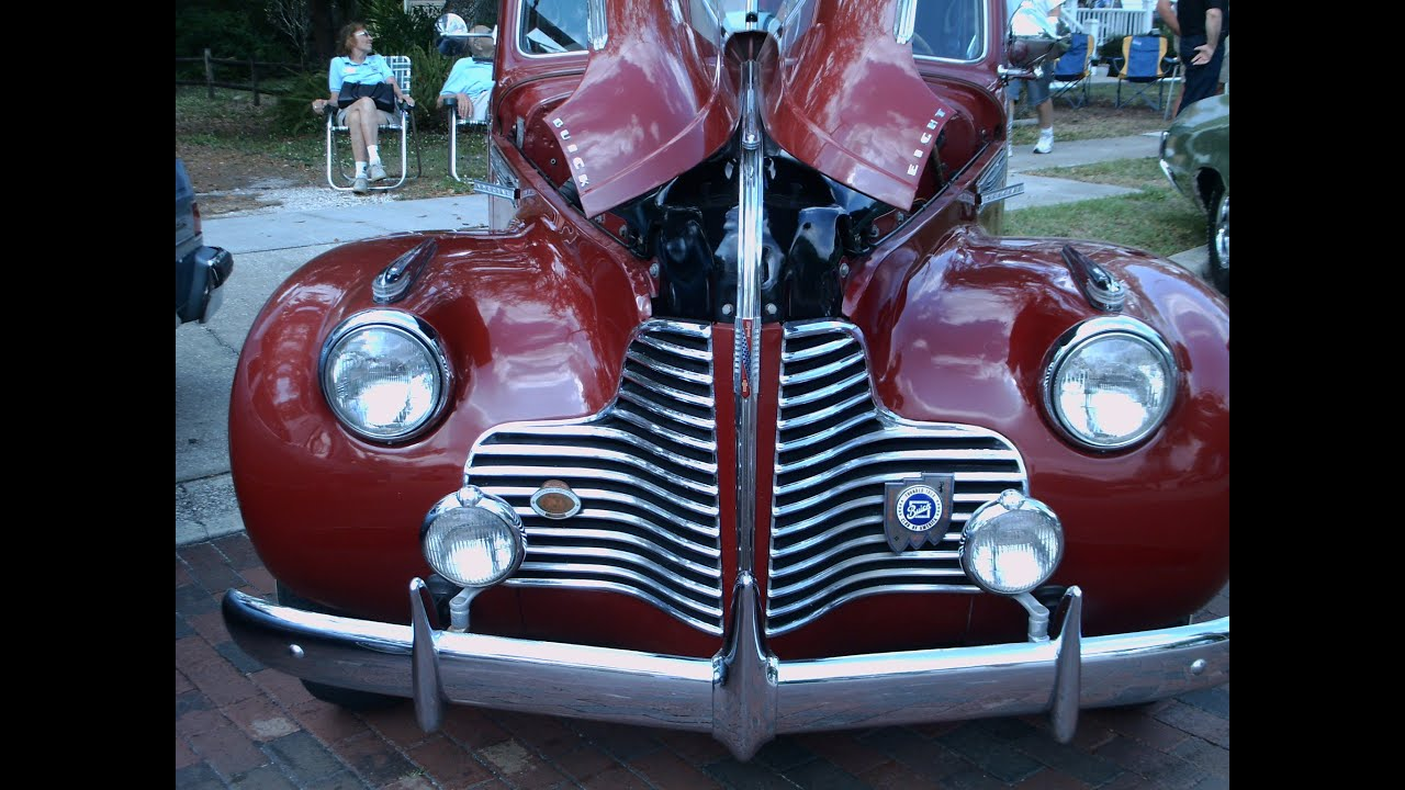 1940 Buick Special Coupe Red Longwood041313 Youtube