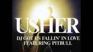 download lagu Usher Ft.pitbull - Dj Got Us Falling In Love gratis