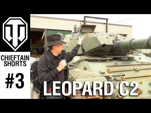Chieftain Shorts #3 - Leopard C2