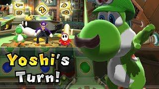 Mario Party 9 Solo Mode ◆Yoshi Bob omb Factory Part 2 #372