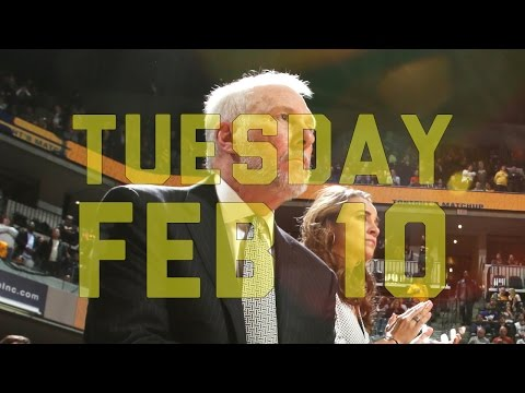 NBA Daily Show: Feb. 10 – The Starters