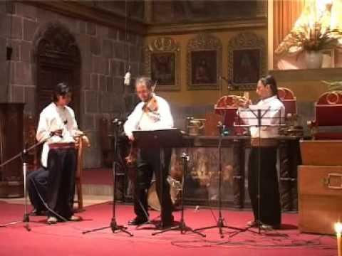 Daniel Zamalloa&Kike Pinto• PIJUAYO • Violín Vernacular del Perú
