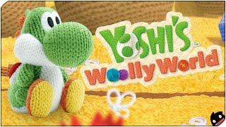 Nuestro Amiibo Lanudo | Ep. 01 | Yoshi's Woolly World (60fps)